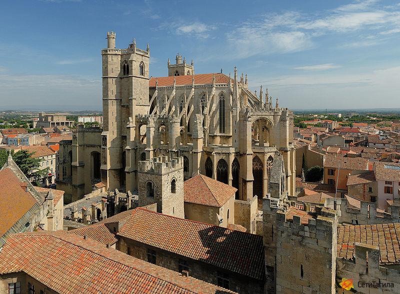 Narbonne Cathedrale Saint Just et Saint Pasteur