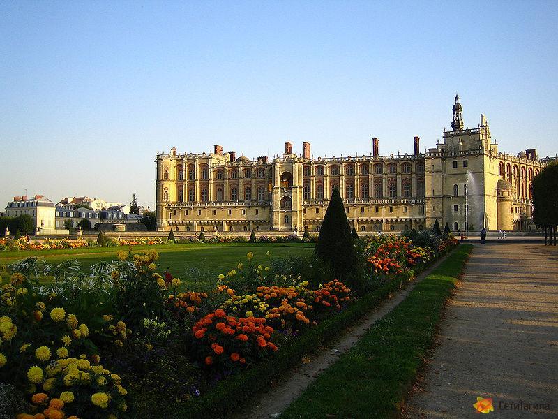 Schloss St Germainen Laye Parterre