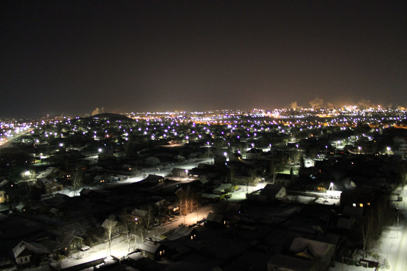 Тагил ночьной