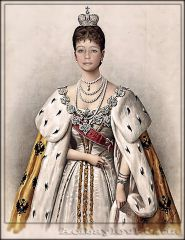 мама императрица.