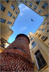 Мистическая башня Грифонов в Санкт Петербурге