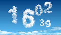 123 из облаков